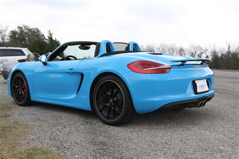 porsche riviera blue awesome color riviera blue boxster s rare cars for