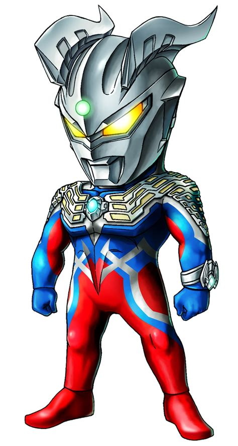 Ultraman Zero Chronicels The True Fighter namco bandai unveils new handheld fighting for the psp