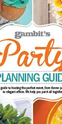 newspaper special section ideas top 25 ideas about party planning checklist on pinterest