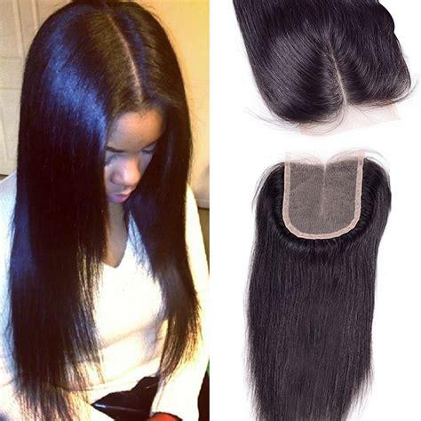 human hair lace closure unprocessed7a virgin hair lace closure 4 quot x4 quot malaysian