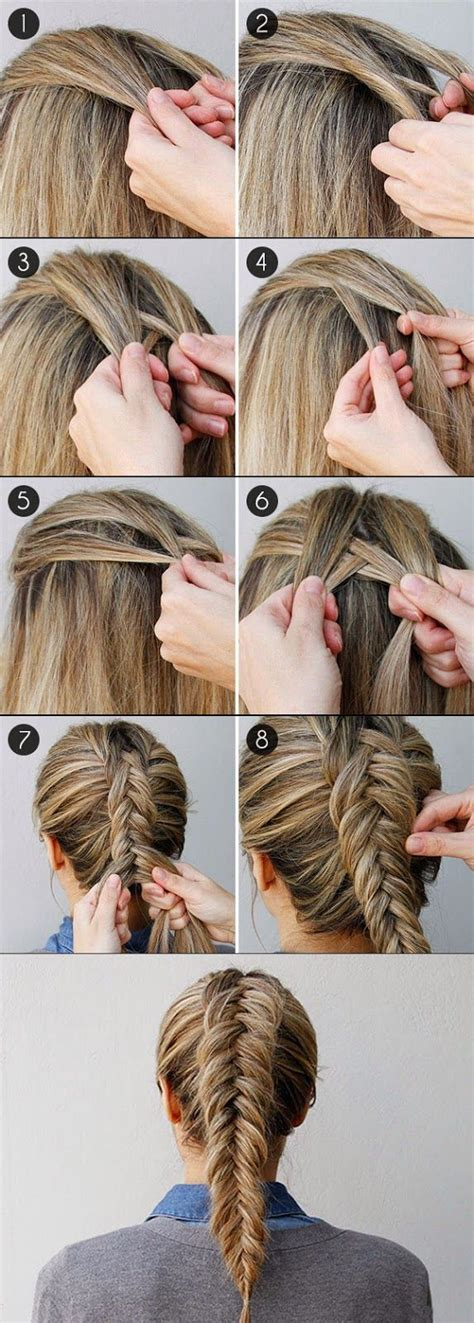 how to make a fish tail braid with puffy thick hair 25 best ideas about dutch fishtail braid on pinterest