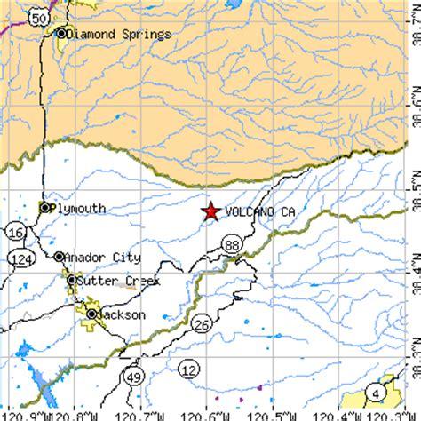 map of california volcanoes pin volcano california and debris avalanche hazard