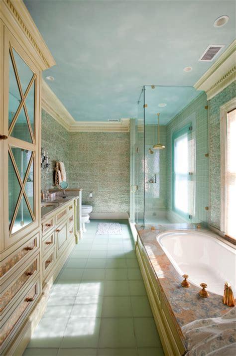 Tropical Bathrooms by Interiors Tropical Bathroom Charleston By Matthew