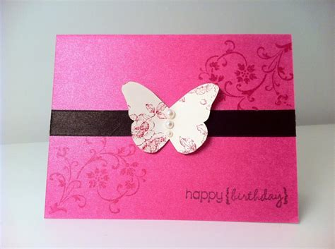 Easy And Beautiful Handmade Birthday Cards - manly card theyarnfix
