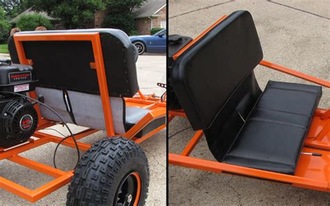 go kart bench seat go kart seats how to make vs buy cheap kartfab com