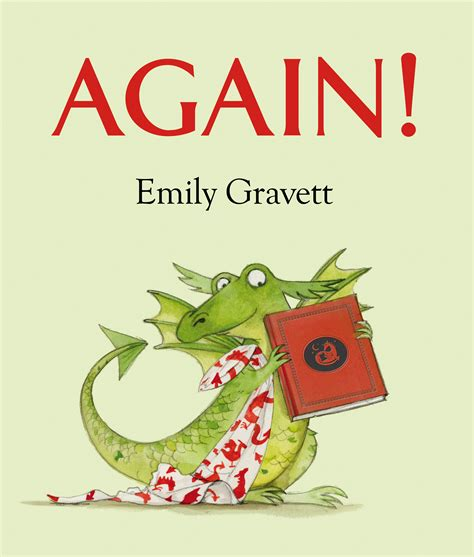 again book by emily gravett official publisher page