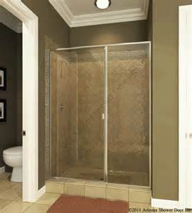 shower doors az arizona shower door photo gallery chino glass inc