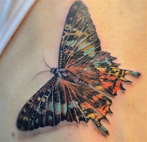 realistic butterfly tattoo designs realistic butterfly tattoos absurdity