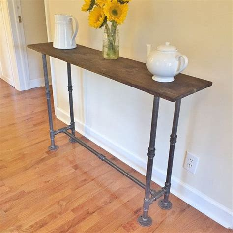 Narrow Foyer Table Entry Table Foyer Table Console Table Narrow By