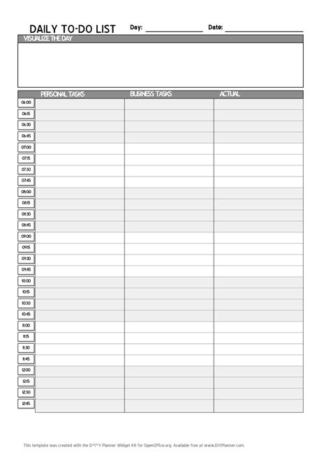 to do list template for work daily task list template free to do list