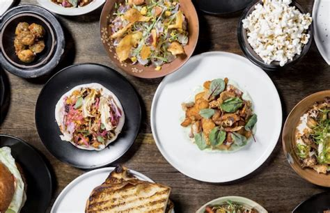 Modern Gourmet Foods Sweepstakes - five reasons to visit woodley proper living out loud los angeles living out loud