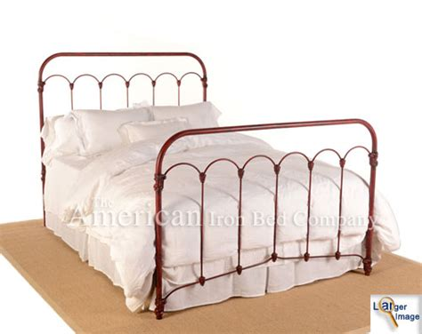 american iron bed company iron beds the american iron bed co brunswick iron bed