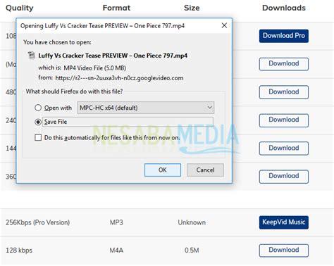 cara download video tanpa software android di 5 cara download video youtube tanpa software di android pc