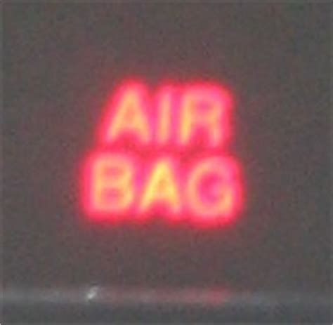 Why Is Airbag Light On by How To Clear The Air Bag Light Club Lexus Forums