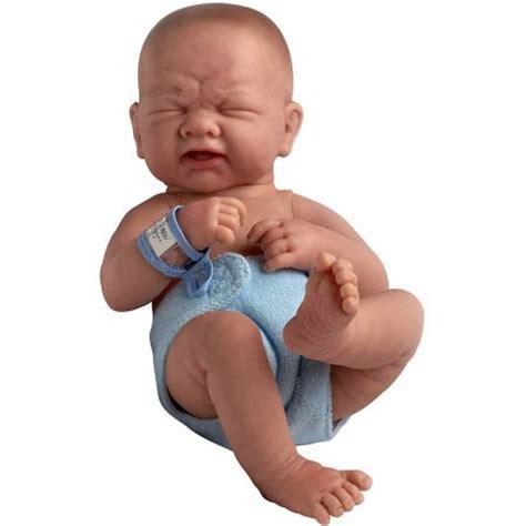 anatomically correct boy doll walmart la newborn 15 quot all vinyl like quot tear quot baby doll