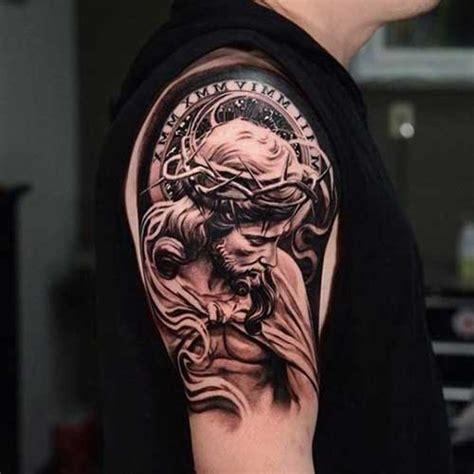 tattoo de jesus cristo no braço 50 tatuagens de jesus cristo bra 231 o costas barriga
