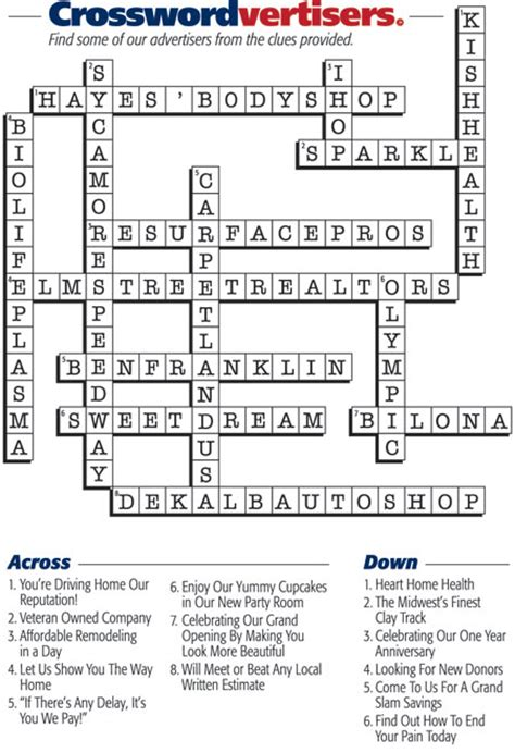 An American Crossword Puzzle Answers Answers To New Values Magazine Puzzles Crossword New Values Magazine