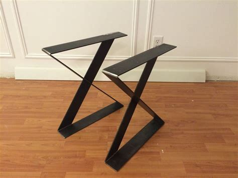metal x table legs best 10 bench legs ideas on metal furniture