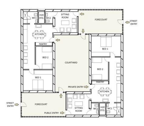 Gallery Of T Wall Housing New World Design Llc 6