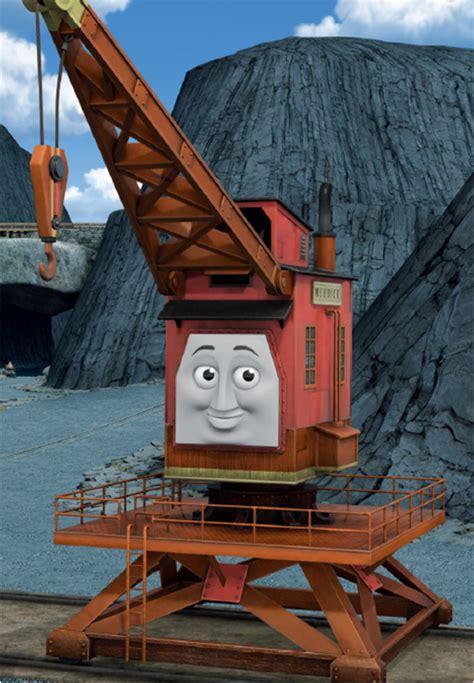 merrick thomas  tank engine wikia