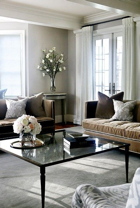 grey and brown living room best 25 gray and brown ideas on brown color