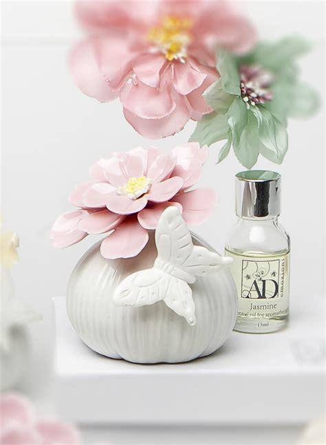 piccolo fiore diffusore piccolo fiore rosa bomboniere roccaro