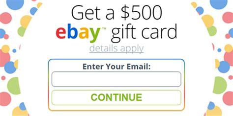 Win A Ebay Gift Card - 500 ebay gift card awm upmonk