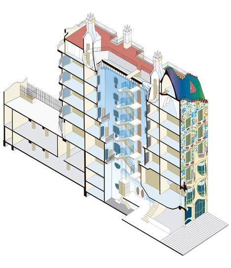 casa batllo floor plan the history of casa batll 243 casa batll 243