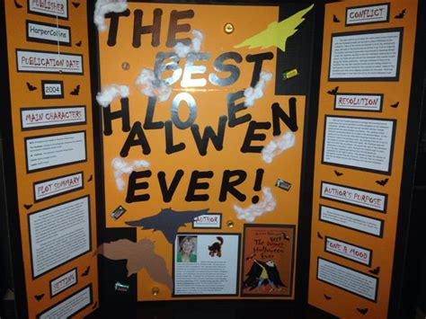 Language Arts Book Report Project by Sle Reading Fair Project I Created Language Arts Reading Fair Fair Projects