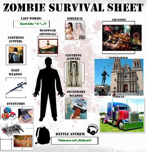 Survival Memes - survival zombie meme by hidancore on deviantart