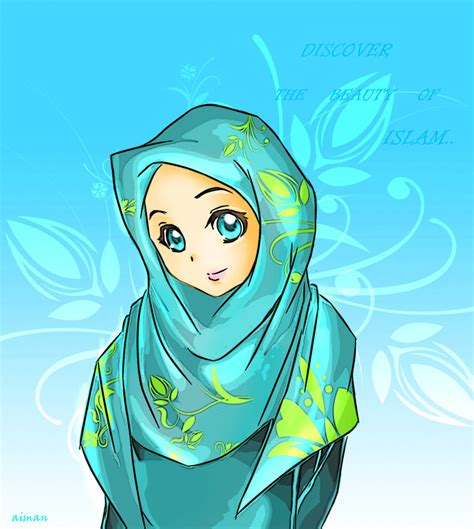 anime islami the beauty of islam by kuzuryo on deviantart