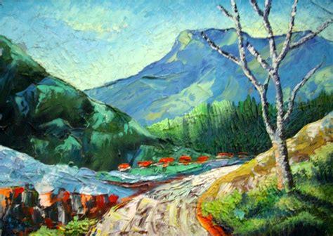 imagenes artisticas pinturas imagenes artisticas de paisajes imagui