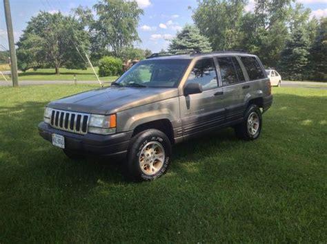 1998 Jeep Grand Laredo Find Used 1998 Jeep Grand Laredo Sport Utility 4