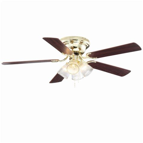 polished brass ceiling fans westinghouse comet 52 in brushed pewter ceiling fan