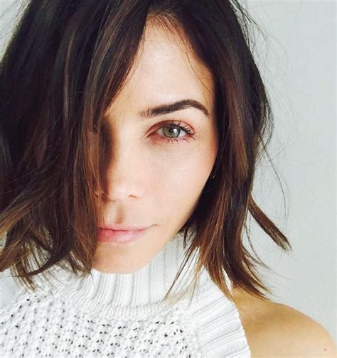 how to style dewan s hair jenna dewan tatum s textured haircut will make you forget