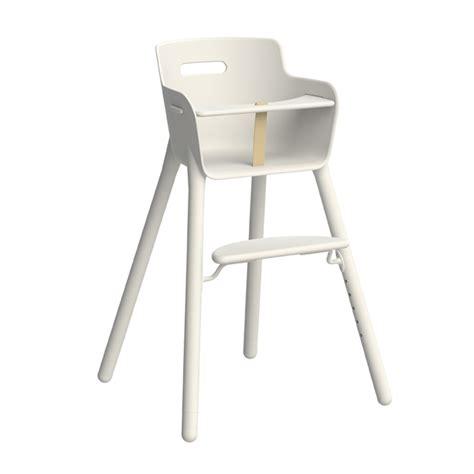chaise haute 233 volutive blanc flexa pour chambre enfant
