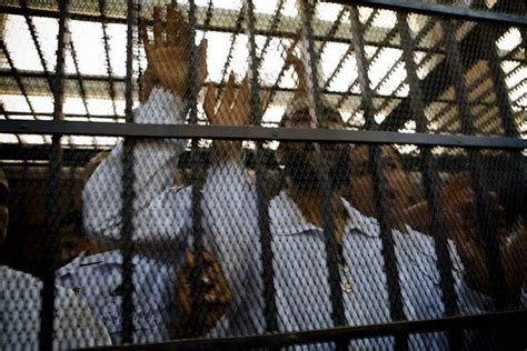 Egyptian Prisoners: From political to criminal detainees