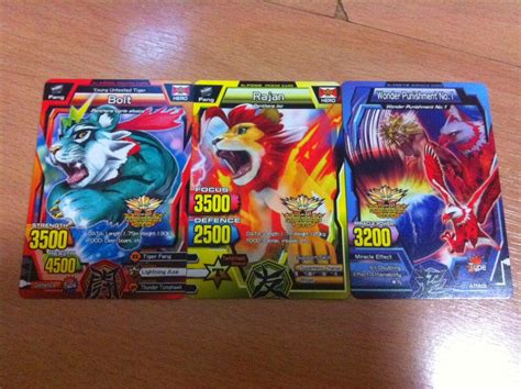 Animal Kaiser Miracle Card Pacific Divide animal kaiser and other card great animal kaiser