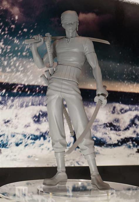 Mainan Figure Pop Roronoa Zoro One Statue one pop 10th anniversary roronoa zoro revealed