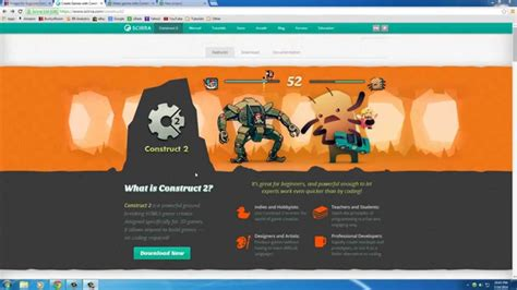 construct 2 game development tutorial game development w construct 2 tutorial 1