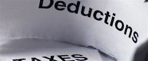 Mba Tax Deduction by 130722 Tax Deductions Mba News Australia