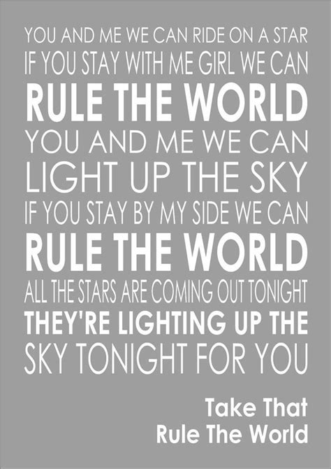 coldplay rule the world lyrics 17 best images about music rocks my world on pinterest
