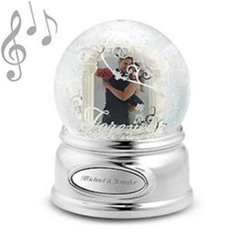 best friend water globe at things remembered wedding day