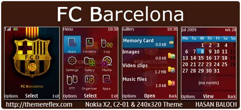 games themes for nokia 2700 requested theme fc barcelona theme for nokia x2 00 c2 01
