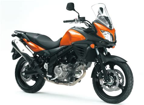 Suzuki Vstrom Dl650 Suzuki Dl650 V Strom Abs 2011 On Review Mcn
