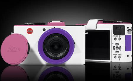 leica d lux 5 gets noticed by colorware, will never look