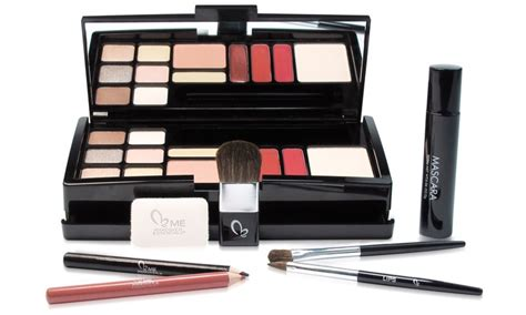makeover essentials makeup kit groupon goods