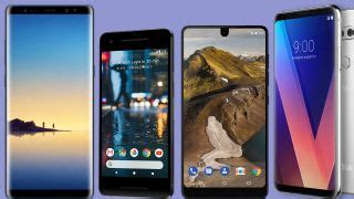 best android phone 2018: which should you buy? | techradar