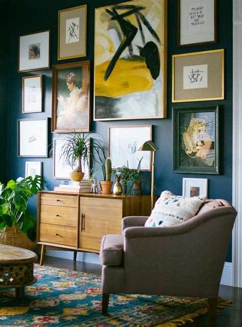 pinterest gallery wall 5 easy steps to hanging a wall of art like dabito home