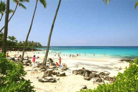 White Sands Beach   Picture of Clark's Hawaii Tours